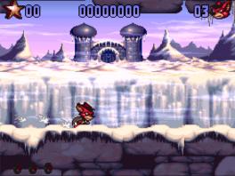 Behoorlijk frisjes hier op de zuidpool maar wel een romantisch kasteel op de achtergrond: Hart verwarmend!