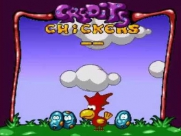Speel als Alfred de kip in deze 2D-platformer!