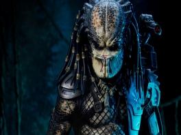 In dit spel nemen de Predator en de Alien uit de gelijknamige films het tegen elkaar op!