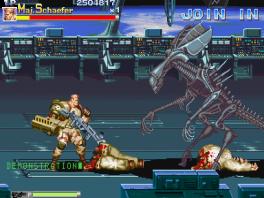 Je kan niet alleen als de <a href = https://www.mariosnes.nl/Super-Nintendo-game.php?t=Ghoul_Patrol target = _blank>monsters</a> spelen, maar ook als de hoofdpersonen uit de Alien- en Predatorfilms.
