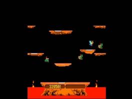 Arcade's Greatest Hits: Afbeelding met speelbare characters