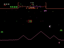 Arcades Greatest Hits: Screenshot