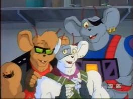 Kies de meeste bad-ass muis om alle race's te winnen!