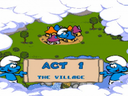 De wereld van de Smurfen!