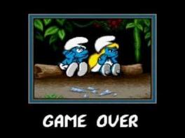 Met Smurf en Smurfin ga je de wereld rond in diverse levels!