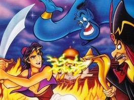 In dit spel probeer je als Alladin de stad Agrabah te bevrijden van de kwaadaardige Jafar.