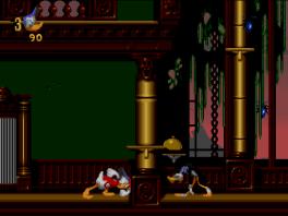 Donald Duck is altijd onverstaanbaar in z'n cartoons..