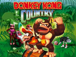 Speel als Donkey Kong en Diddy Kong in dit eerste deel van de legendarische serie!