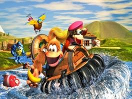 Donkey en Diddy Kong zijn in dit spel degenen die ontvoerd zijn, en Dixie en Kiddy Kong moeten ze bevrijden!