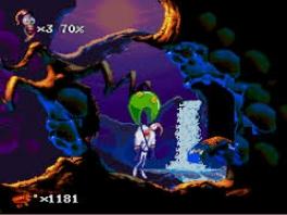 Earthworm Jim 2: Screenshot