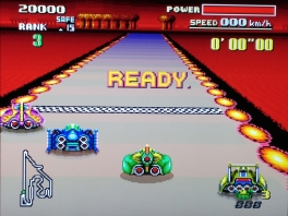 F-Zero: Screenshot