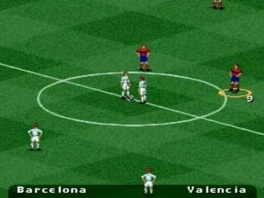 FIFA Road to World Cup 98: Screenshot