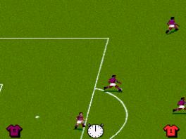 Deze game is al een hele vooruitgang ten opzichte van de 1e <a href = https://www.mariosnes.nl/Super-Nintendo-game.php?t=Kick_Off target = _blank>Kick Off</a> game.