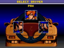 In deze vette race game heb je keuze uit 3 verschillende racers!!