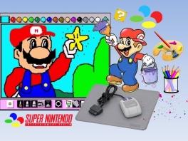 Dit spel wordt geleverd met een muis die op je <a href = https://www.mariosnes.nl/Super-Nintendo-game.php?t=Super_Nintendo target = _blank>SNES</a> aan te sluiten is.