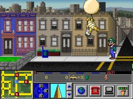 Vind wereld's meest favoriete loodgieter terug al spelende met Luigi!
