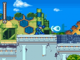 Mega Man 7: Screenshot
