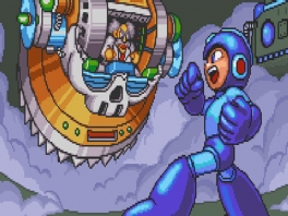 Mega Man 7 plaatjes