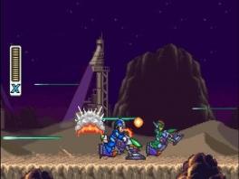 Mega Man X2: Screenshot