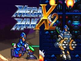 Mega Man X2 plaatjes