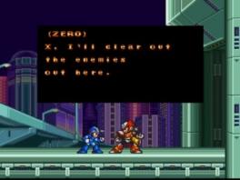 De Mega Man X3 is ontwikkeld door Capcom, zij brachten onder andere ook de <a href = https://www.mariosnes.nl/SNES_zoeken.php?search=street+fighter>Street Fighter</a> games.