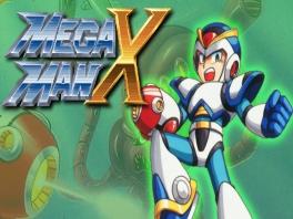 Mega Man X plaatjes
