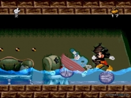 Ook Mickey Mouse heeft z'n eigen spelletje te pakken op de <a href = https://www.mariosnes.nl/Super-Nintendo-game.php?t=Super_Nintendo target = _blank>Super Nintendo</a>!