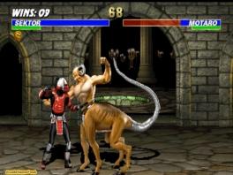 Motaro, 1 van de eindbazen die lastig te verslaan is!