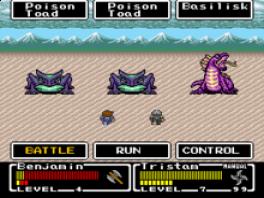 In Amerika staat dit spel bekend onder de naam Final Fantasy Mystic Quest.