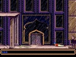 Prince of Persia 2 heeft kleurrijke level design.