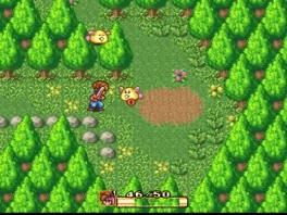 Secret of Mana: Screenshot