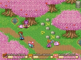 Secret Of Mana is een vervolg op <a href = https://www.mariosnes.nl/Super-Nintendo-game.php?t=Secret_of_Evermore target = _blank>Secret of Evermore</a>. Ook zeker de moeite waard!