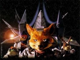 In deze game probeer je als de legendarische piloot Fox McCloud het universum te redden!