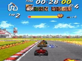 Street Racer: Screenshot