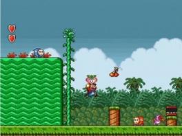 Deze cartridge bevat vier remakes van klassieke Mario-games voor de NES, plus <a href = https://www.mariosnes.nl/Super-Nintendo-game.php?t=Super_Mario_World target = _blank>Super Mario World</a>.