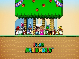 Super Mario World was Mario&rsquo;s eerste platformer op de <a href = https://www.mariosnes.nl/Super-Nintendo-game.php?t=Super_Nintendo target = _blank>SNES</a>!