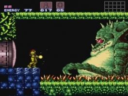Tijdens je reis neem je het op tegen gigantische buitenaardse <a href = https://www.mariosnes.nl/Super-Nintendo-game.php?t=Ghoul_Patrol target = _blank>monsters</a>.
