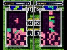 Op deze cartridge staat niet alleen het spel Dr. Mario, maar ook het klassieke spel Tetris!