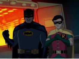 Batman &amp; Robin voor het eerst een team in deze <a href = https://www.mariosnes.nl/Super-Nintendo-game.php?t=Super_Nintendo target = _blank>Super Nintendo</a> titel.