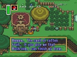 Tijdens je queeste kom je tal van bijzondere en grappige personages tegen, zoals de heks Maple!