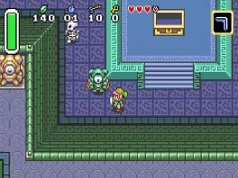 Vecht en puzzel je een weg door tempels en kerkers, om uiteindelijk prinses Zelda te redden.