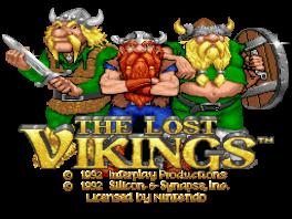 In deze game speel je altijd met deze 3 Vikings... tegelijk!