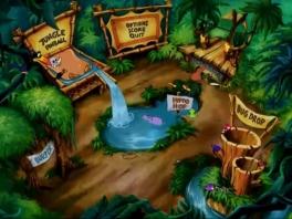 Deze game bevat maar liefst 4 lekkere modderige mini spelletjes.