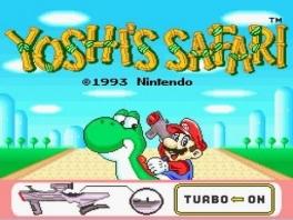 In dit spel zit je op de rug van Yoshi en speel je met Mario. <a href = https://www.mariosnes.nl/Super-Nintendo-game.php?t=Super_NES_Nintendo_Scope_6>Scope</a> compatibele!