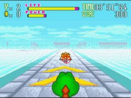 Blaas al je vijanden weg door het richten en vuren met de <a href = https://www.mariosnes.nl/Super-Nintendo-game.php?t=Super_NES_Nintendo_Scope_6 target = _blank>snes Scope Bazooka</a>!