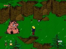<a href = https://www.mariosnes.nl/Super-Nintendo-game.php?t=Porky_Pigs_Haunted_Holiday>Porky Pig</a> heeft toch z'n eigen spel op de <a href = https://www.mariosnes.nl/Super-Nintendo-game.php?t=Super_Nintendo target = _blank>Super Nintendo</a>?