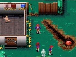 Zombies: Screenshot