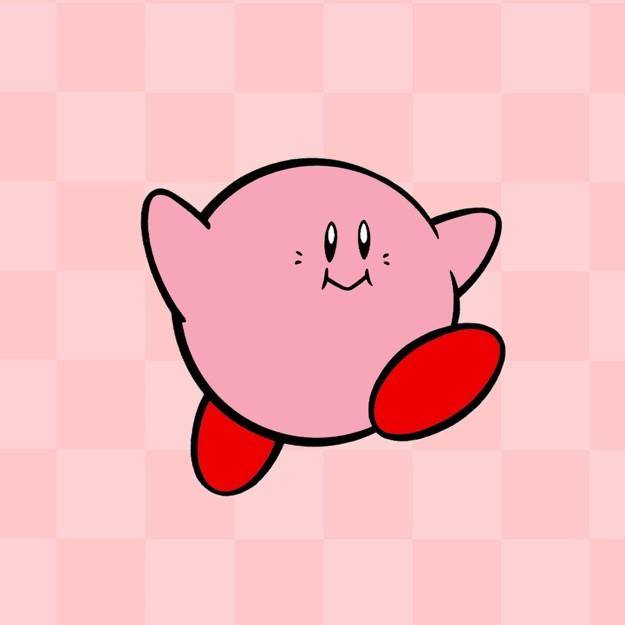 Kirby op de Super Nintendo