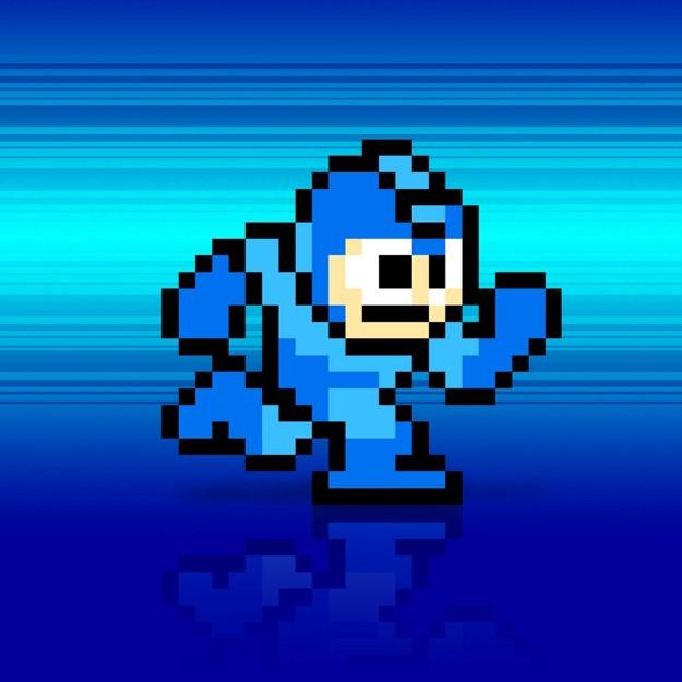MegaMan op de Super Nintendo
