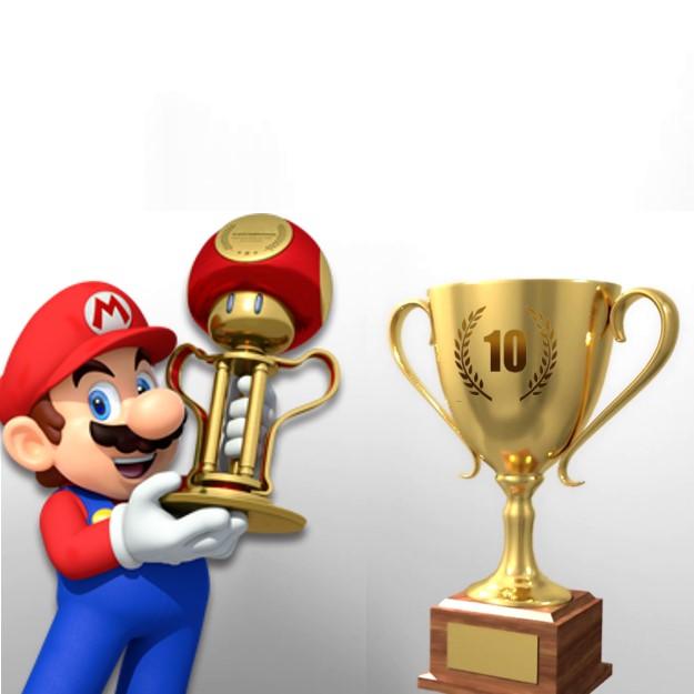 Top 10 snes games beker